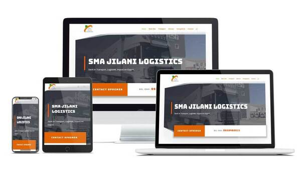 showcase sma jilani logistics